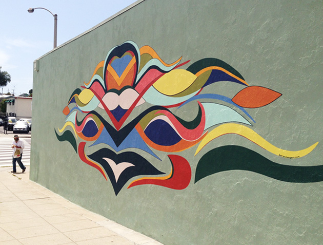 mural sideview