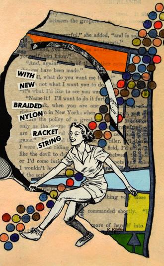 nylon racket