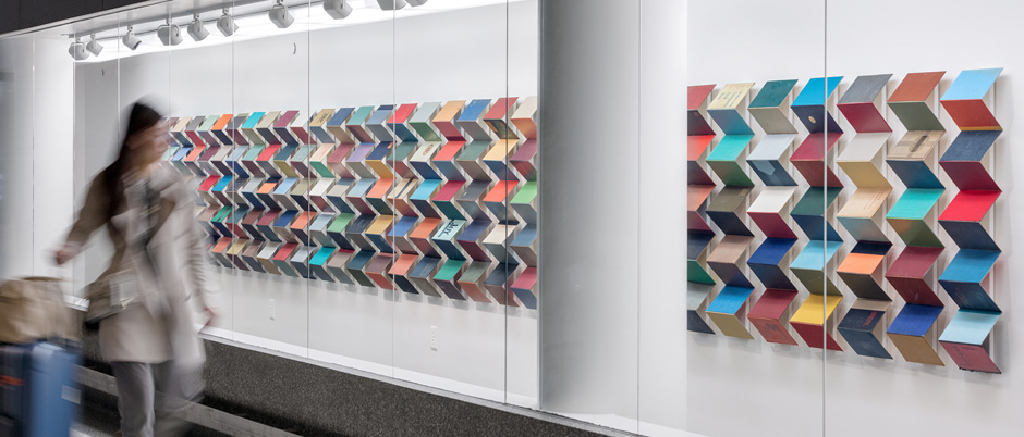LAX Art Installation